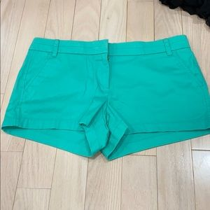 Brand new shorts from J. Crew sz 12